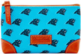 Dooney & Bourke NFL Panthers Cosmetic Case