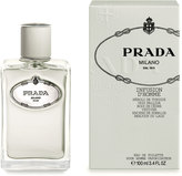 Prada Beauty Infusion d'Homme Eau de Toilette, 3.4 ounces