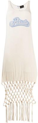 Loewe Netted Logo Dress