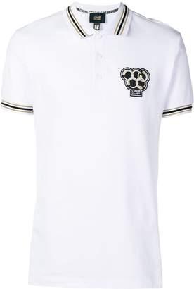 Class Roberto Cavalli snake logo polo-shirt