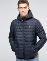 Ellesse Padded Jacket With Hood
