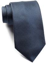 HUGO BOSS Silk Abstract Tie