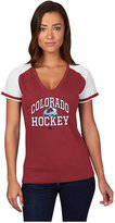 Majestic Women's Colorado Avalanche Backup Plan T-Shirt