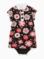 Kate Spade Babies collared shift dress set