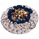 Play and Go Bag/Play mat - Anchors