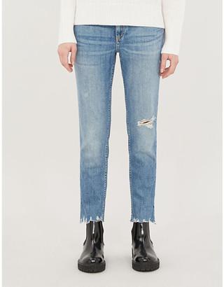 Rag & Bone Dre slim-fit low-rise boyfriend jeans