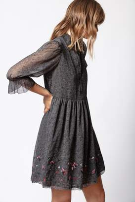 Zadig & Voltaire Ripi Print Flow Dress