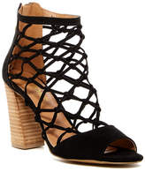 Report Mixie Block Heel Sandal