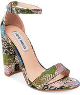 Steve Madden Women's Carrson Block-Heel Sandals
