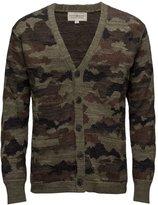 Polo Ralph Lauren Ralph Lauren Denim & Supplyn Men's Camo Cotton V-Neck Cardigan