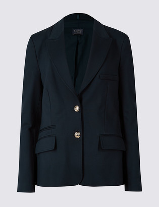 Marks and Spencer Tailored Single Breasted Blazer