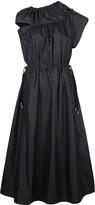 3.1 Phillip Lim cold shoulder parachute utility dress
