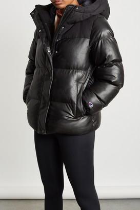 Champion Europe Reverse Weave Oversized Puffer Jacket