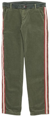 Fred Mello Corduroy Pants W/ Side Bands