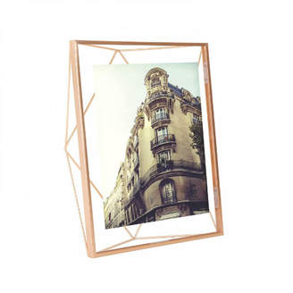 """England At Home - Geometric Copper Frame For 8 x 10"""" Photo - Copper"""