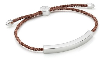 Monica Vinader Linear Large Friendship bracelet