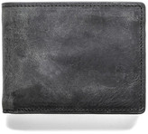J.fold J-Fold Petrol Leather Wallet