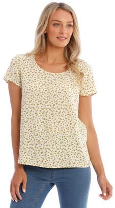 Only Jolie Short Sleeve Top