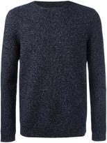 Folk flecked jumper - men - Cotton/Polyester/Wool/Nylon - M