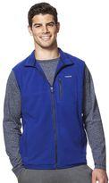 Chaps Men's Classic-Fit Microfleece Full-Zip Vest