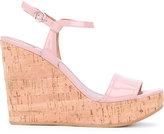 Bally - Clivya wedge sandals - women
