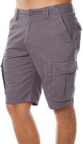 Swell Heritage Mens Cargo Short Grey