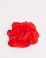Thumbnail for your product : Kitsch Dinner Scrunchie in Red-No color