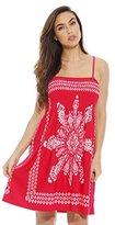 1870-Fuchsia-S Just Love Summer Dresses for Women