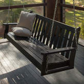 Polywood Vineyard Porch Swing