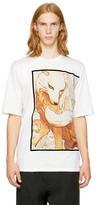 3.1 Phillip Lim White Wolf T-Shirt