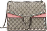 Gucci Dionysus GG Supreme shoulder bag with crystals