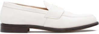 Church's Dawley textured loafers