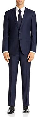 HUGO BOSS Boss Huge/Genius Small Tonal Check Slim Fit Suit - 100% Exclusive