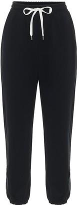 Max Mara Leisure Lembi stretch cotton-blend trackpants