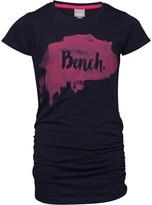 Bench Girls Logo T-Shirt Blue