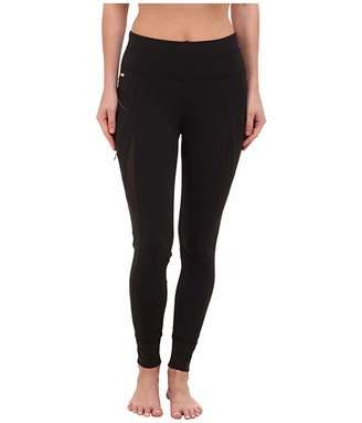 Lole Burst Legging (Black 1) Women's Casual Pants