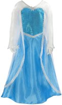 Creative Education of Canada Crystal Queen Gown, - Large