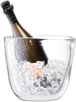 LSA International Celebrate Champagne Bucket - Clear