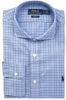Ralph Lauren Men's Light Blue/blue Cotton Shirt.
