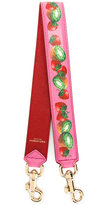 Dolce & Gabbana fruit print shoulder strap - women - Leather - One Size