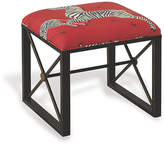 Port 68 Scalamandre Left-Facing Masai Stool