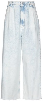 MM6 MAISON MARGIELA Denim capris