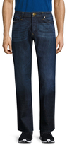 Diesel Viker L.34 Straight Fit Cotton Jeans