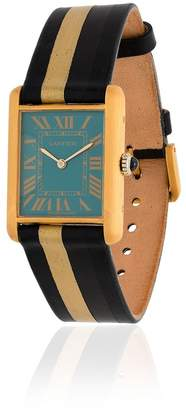 Cartier La Californienne Aurora Roxy gold plated watch