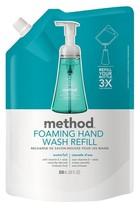 Method Products Foaming Hand Soap Refill Waterfall - 28oz