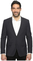 Perry Ellis Slim Fit Jacquard Sport Coat