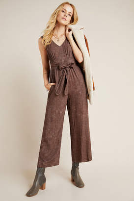 Radley Hutch Abstract Wide-Leg Jumpsuit