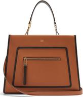 Fendi Runaway leather bag
