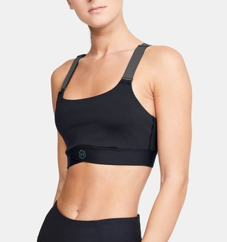 Under Armour Women's UA RUSH Mid Sports Bra