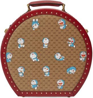 Gucci Doraemon x small hat box